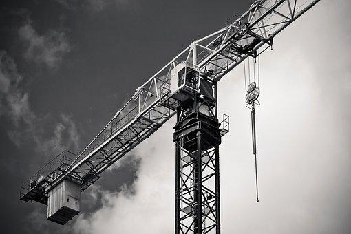 Анемометр для башенного крана