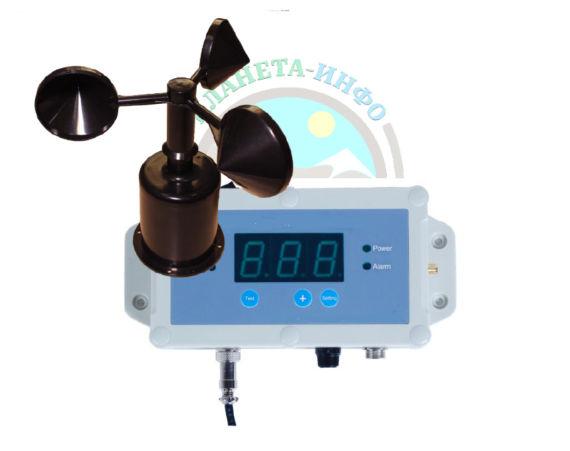 Анемометр сигнальный Инфомет А-63