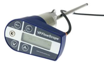 VP Instruments - Мониторинг сжатого воздуха
