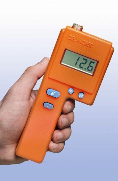 Измеритель влажности хлопка