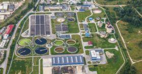 Контроль расхода воздуха для аэрации сточных вод