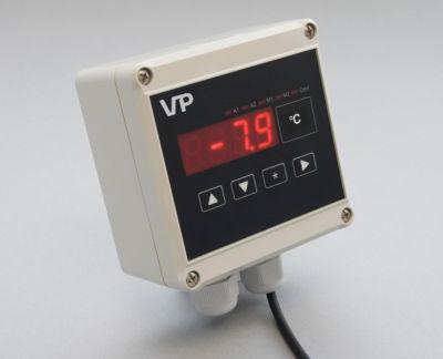Внешний дисплей к датчик температуры точки росы VP