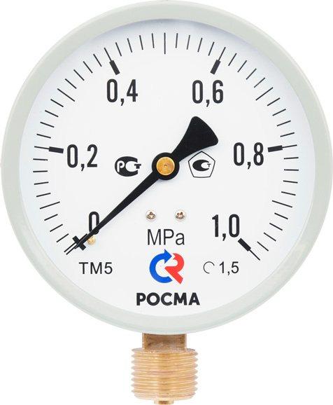Манометр Росма ТМ-510 М2