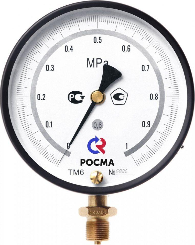 Манометр точных измерений Росма ТМ-610МТИ