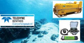Teledyne Benthos Geophysical. Обзор линейки оборудования