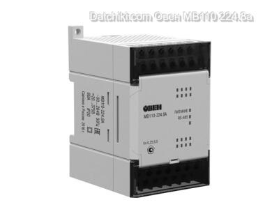модуль ввода мв110 224.8а