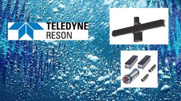 Teledyne Reson. Обзор линейки оборудования