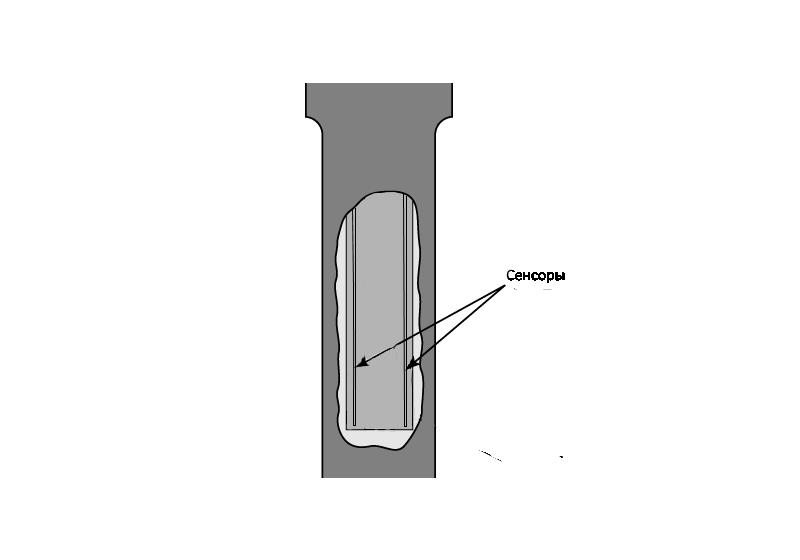 термоанемометрический расходомер воздуха