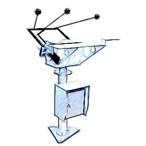Прибор слежения за Солнцем ПСС-1