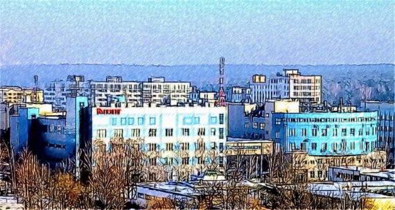 """ОАО """"Пеленг"""" (Минск, Белоруссия)"""