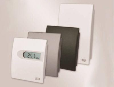 Комнатный датчик влажности и температуры EE10
