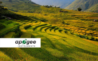 Apogee Instruments: актинометрия и агрометеорологические датчики